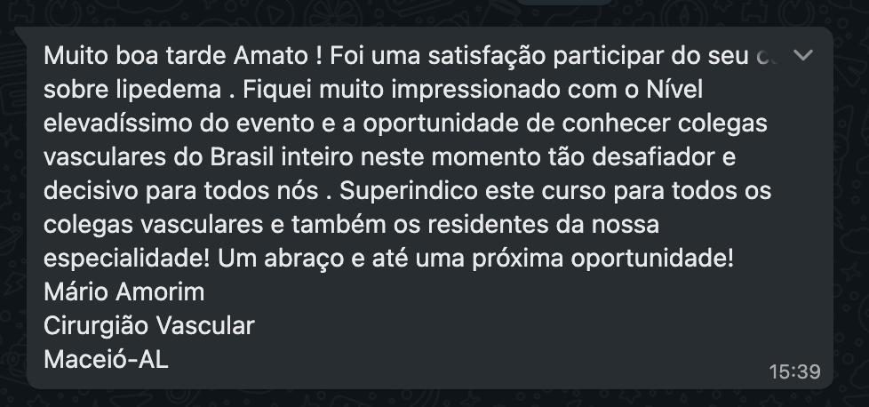 Dr Mario Amorim